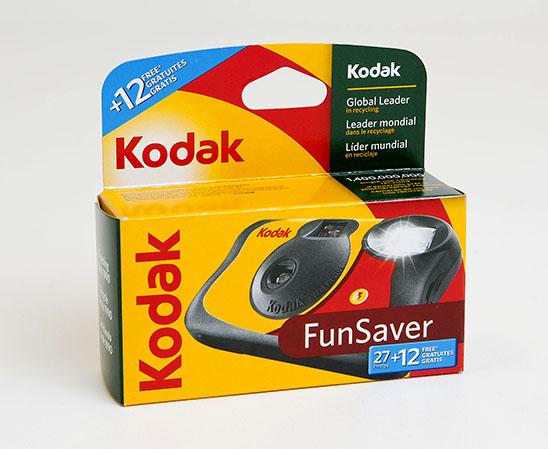 Kodak Fun Saver Flash 27+12