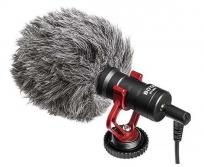 BOYA BY-MM1 Univerzális mini videómikrofon