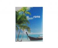 FP 10X15/200 Palm&Boat fotóalbum