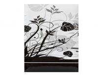FP 10x15/100 Black&White Flowers fotóalbum