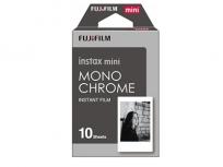 Fujifilm Instax Mini Film Glossy Monocrom 10 lapos
