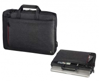 "Hama 15.6"" notebook táska MANCHESTER fekete"