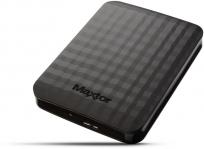 "Maxtor M3 Portable 2,5"" 2TB HDD USB3.0 Fekete"
