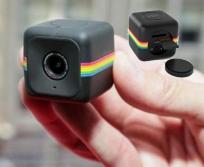 Polaroid Cube Lifestyle kamera fekete