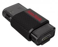 Sandisk Cruzer Ultra Dual USB-micro USB pendrive 16Gb