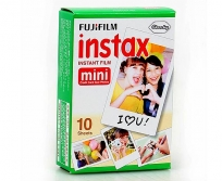 Fujifilm Instax mini film fényes (10 db-os)