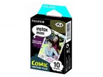 Fujifilm Instax Mini Film Glossy Comic 10 lapos