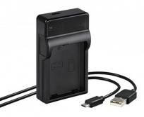 Hama USB töltő Nikon En-EL14/14a akkuhoz