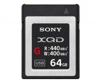 Sony 64GB XQD G memóriakártya