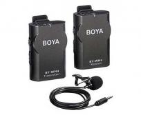BOYA BY-WM4 2,4 GHz univerzális vezeték nélküli mikrofon