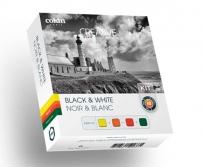 Cokin 4 Black & White filter kit