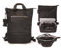 Crumpler DOOZIE fotós hátizsák fekete