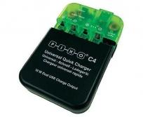 Dörr Pixo C4 USB univerzális akku töltő