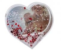 Dörr szív hógömb