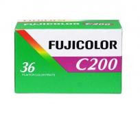 Fujicolor 200  36 -135 színes negatív film