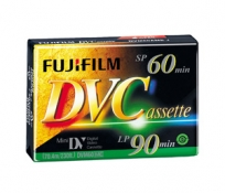 Fujifilm DVC MiniDV E60 kazetta