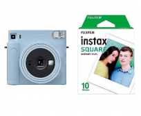 Fujifilm INSTAX SQUARE SQ1  kék +10SH FILM GLACIER BLUE