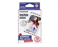 Fujifilm Instax Mini Film Airmail 10 lapos