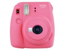 Fujifilm Instax Mini 9 rózsaszín fényképezőgép