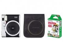 Fujifilm Instax Mini 90 PRO fekete+Film+Tok kit