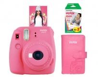 Fujifilm Instax Mini 9 Pink + 2x10 kép + album