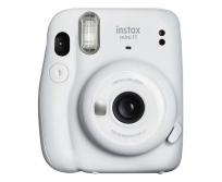 Fujifilm Instax Mini 11 Ice fehér instant fényképezőgép