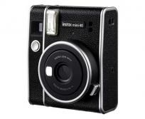 Fujifilm Instax Mini 40  fényképezőgép fekete