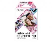 Fujifilm Instax mini film 10 lapos Confetti