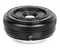 Fujifilm XF 27mm Pen Cake f/2,8 R fekete
