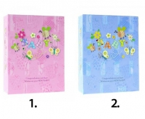 Gedeon 10X15/100 Blue&Pink fotóalbum