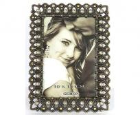 Gedeon 10X15 Ramka 1046 Gold fém képkeret