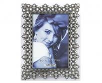 Gedeon 10X15 Ramka 1246 Silver fém képkeret