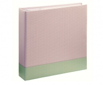 Hama 10X15/200 Filigrana rózsaszín/mentazöld fotóalbum