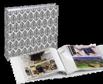 Hama 10x15/200 memo Fleur fehér fotóalbum