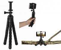 Hama Flex Smartphone/GoPro 2 in1 tripod