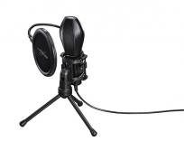 Hama Gaming mikrofon Strame 400 asztali állvánnyal