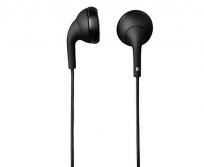 Hama JOY fülhallgató  mikrofonnal fekete