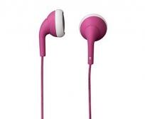 Hama JOY fülhallgató mikrofonnal pink