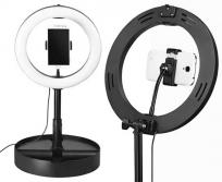 Hama LED  asztali körlámpa Spotlight Foldup 102 okostelefonhoz