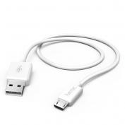 Hama Micro Usb adatkábel 1,4m fehér
