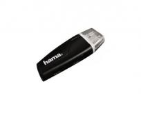 Hama SDXC kártyaolvasó fekete USB 2.0