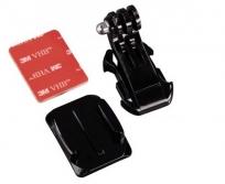 Hama Sisakra ragasztható GoPro kameratartó