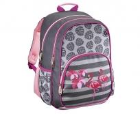 Hama iskolatáska hátizsák Flamingo