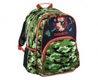 Hama iskolatáska hátizsák Gamer