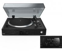 """Hama lemezjátszó TT3000RBT"""" digitalizáló /LP/USB/SD/FM/BT"""