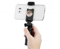 Hama pocket miniállvány selfi markolat tükörrel