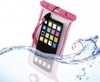 Hama vízálló telefon tok XXL pink
