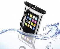 Hama vízálló telefon tok XXL fekete