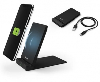 """Hama vezeték nélküli asztali mobiltelefon QI-FC10S"""" töltő 2A"""