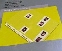 Henzo lefűzhető fotóalbum lapok 200db diához